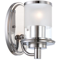 Designers Fountain 6691-CH Essence 1 Light 5 inch Chrome Wall Sconce Wall Light
