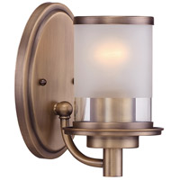 Essence 1 Light 5 inch Old Satin Brass Wall Sconce Wall Light