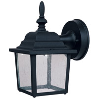 Designers Fountain Hawthorne Outdoor Wall Lantern in Black 7102LED-05