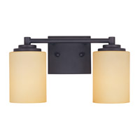 Designers Fountain Marbella 2 Light Bath Vanity in Oil Rubbed Bronze 83202-ORB
