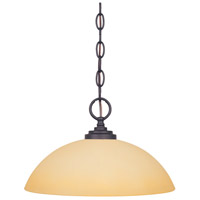 Designers Fountain Marbella 1 Light Pendant in Oil Rubbed Bronze 83232-ORB