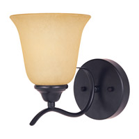 Designers Fountain Madison 1 Light Wall Sconce in Oil Rubbed Bronze 83301-ORB