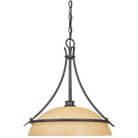 Designers Fountain Madison 1 Light Pendant in Oil Rubbed Bronze 83332-ORB