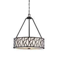 Designers Fountain Modesto 3 Light Pendant in Artisan 83731-ART