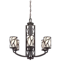 Designers Fountain Modesto 6 Light Chandelier in Artisan 83786-ART
