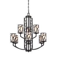 Designers Fountain Modesto 9 Light Chandelier in Artisan 83789-ART