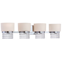 Designers Fountain Candence 4 Light Bath Bar in Chrome 83904-CH