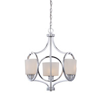 Designers Fountain Mirage 3 Light Chandelier in Chrome 84083-CH