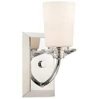Designers Fountain 84201-CH Palatial 1 Light 5 inch Chrome Wall Sconce Wall Light