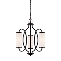 Designers Fountain Bellemeade 3 Light Chandelier in Artisan 84483-ART