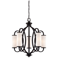 Bellemeade 5 Light 27 inch Artisan Chandelier Ceiling Light