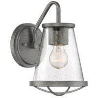 Designers Fountain 87091-WI Darby 1 Light 11 inch Weathered Iron Outdoor Wall Lantern