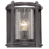 Palencia 1 Light 8 inch Artisan Pardo Wash Wall Sconce Wall Light