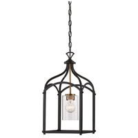 Designers Fountain Avondale 1 Light Foyer Light in Oil Rubbed Bronze 87651-ORB