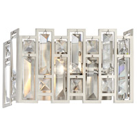 West 65th 1 Light 10 inch Satin Platinum Wall Sconce Wall Light
