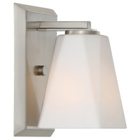 Cornerstone 1 Light 5 inch Satin Platinum Wall Sconce Wall Light