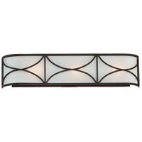 Avara 3 Light 24 inch Oil Rubbed Bronze Vanity Wall Light