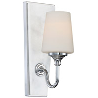 Lusso 1 Light 5 inch Chrome Wall Sconce Wall Light