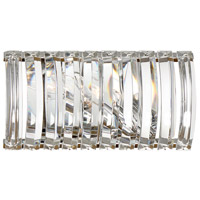 Allure 1 Light 10 inch Chrome Wall Sconce Wall Light