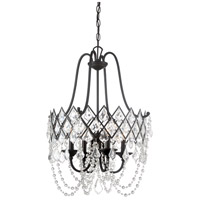 Ravina 4 Light 20 inch Vintage Bronze Pendant Ceiling Light