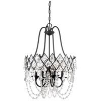 Designers Fountain 90331-VB Ravina 4 Light 20 inch Vintage Bronze Pendant Ceiling Light
