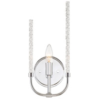 Designers Fountain 91701-CH Laretto 1 Light 6 inch Chrome Wall Sconce Wall Light