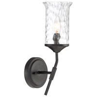 Designers Fountain 92301-NI Amilla 1 Light 5 inch Natural Iron Wall Sconce Wall Light