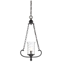 Designers Fountain 92330-NI Amilla 1 Light 12 inch Natural Iron Mini Pendant Ceiling Light