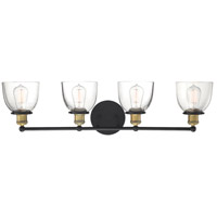 Designers Fountain 92604-VB Bryson 4 Light 33 inch Vintage Bronze Vanity Light Wall Light