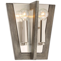 Designers Fountain 93702-SP Westend 2 Light 10 inch Satin Platinum Wall Sconce Wall Light