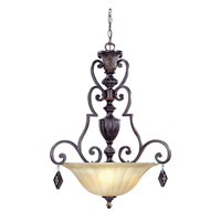 Designers Fountain Savannah 3 Light Pendant in Sierra 94233-SE