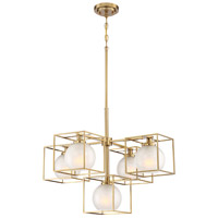 Designers Fountain Brushed Gold Chandeliers