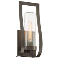 Designers Fountain 94892-BNB Weaver 1 Light 16 inch Burnished Bronze Outdoor Wall Lantern