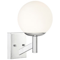 Designers Fountain 95101-CH Kelvin 1 Light 7 inch Chrome Wall Sconce Wall Light