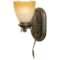 Designers Fountain Timberline 1 Light Bath Vanity in Old Bronze 95601-OB
