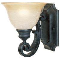 Designers Fountain Barcelona 1 Light Wall Sconce in Natural Iron 96101-NI