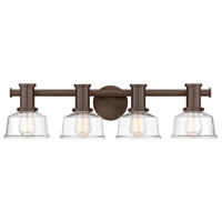 Satin Copper Bronze Bathroom Vanity Lights