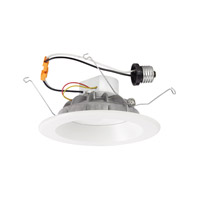 Designers Fountain LED Recessed Downlight with Trim in White 9Y6WHWH-2C40