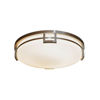 Designers Fountain Round Fluorescent 2 Light Flushmount in Brushed Nickel ES1249-BN photo thumbnail
