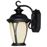 Designers Fountain Westchester 1 Light Outdoor Wall Lantern in Bronze ES30511-AM-BZ