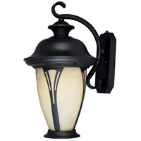 Designers Fountain Westchester 1 Light Outdoor Wall Lantern in Bronze ES30531-AM-BZ