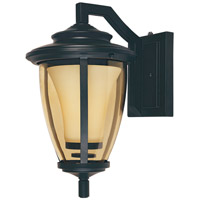 Designers Fountain Stockholm 1 Light Outdoor Wall Lantern in Oil Rubbed Bronze ES31721-ORB
