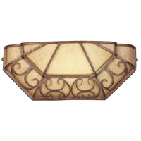 Amherst 1 Light 16 inch Burnt Umber Wall Sconce Wall Light