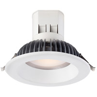 Designers Fountain EV608941WH50 DF Pro Plus White Recessed in 5000K 6 in.