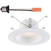 Designers Fountain EVL6733NWH30 DF Pro Plus White Recessed in 3000K 6 in.