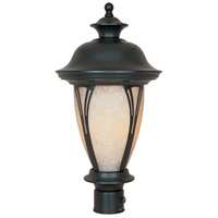 Designers Fountain Westchester 1 Light Outdoor Post Lantern in Bronze FL30536-AM-BZ