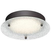 Designers Fountain LED1276-SB Signature LED 10 inch Satin Bronze Flushmount Ceiling Light
