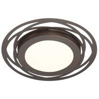 Designers Fountain LED1277-SB Signature LED 12 inch Satin Bronze Flushmount Ceiling Light
