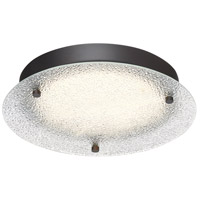 Designers Fountain LED1296-SB Signature LED 12 inch Satin Bronze Flushmount Ceiling Light
