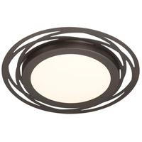 Designers Fountain LED1297-SB Signature LED 14 inch Satin Bronze Flushmount Ceiling Light